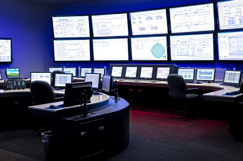 Simulators Installed First Control Room Operators Trained