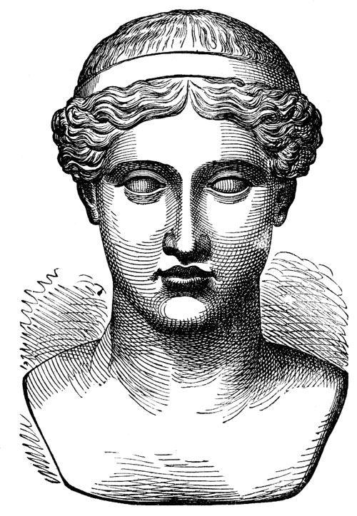 Greek Gods ~ Karen's Whimsy | Roman goddess, Greek art ...