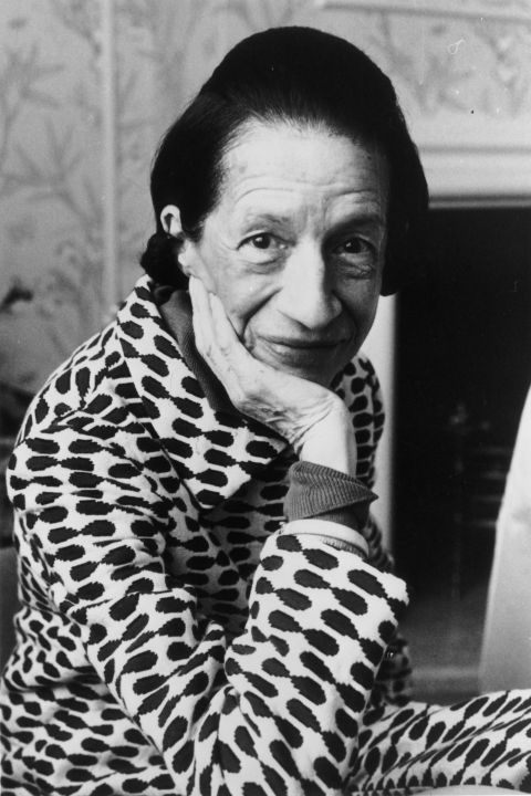 """""""Unshined shoes are the end of civilization."""" -Diana Vreeland  See 13 more quotes from fierce, hilarious older women (Jane Birkin, Iris Apfel, and Fran Lebowitz are in the mix)."""
