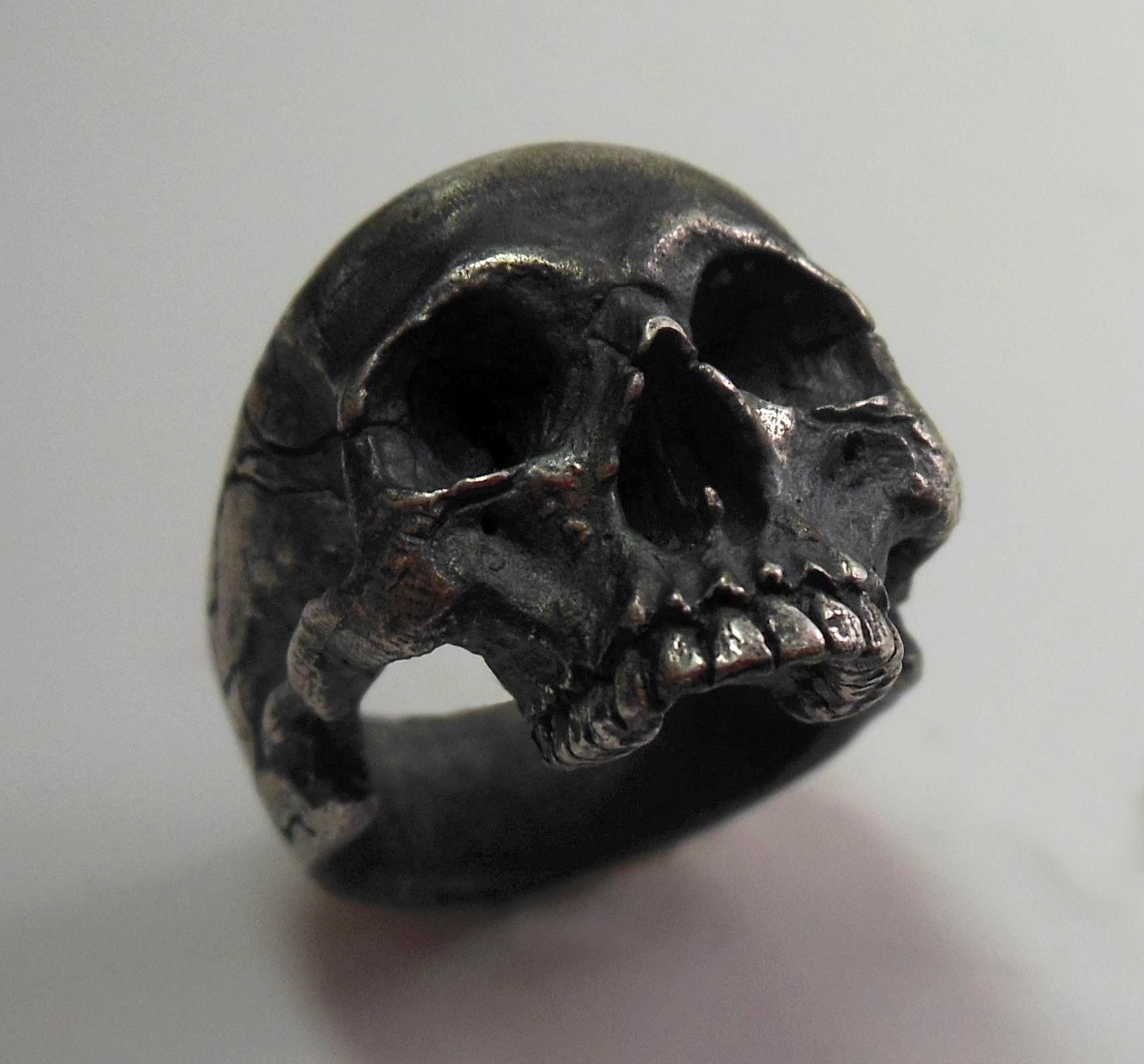 Find great deals on eBay for skull ring men. Shop with confidence.