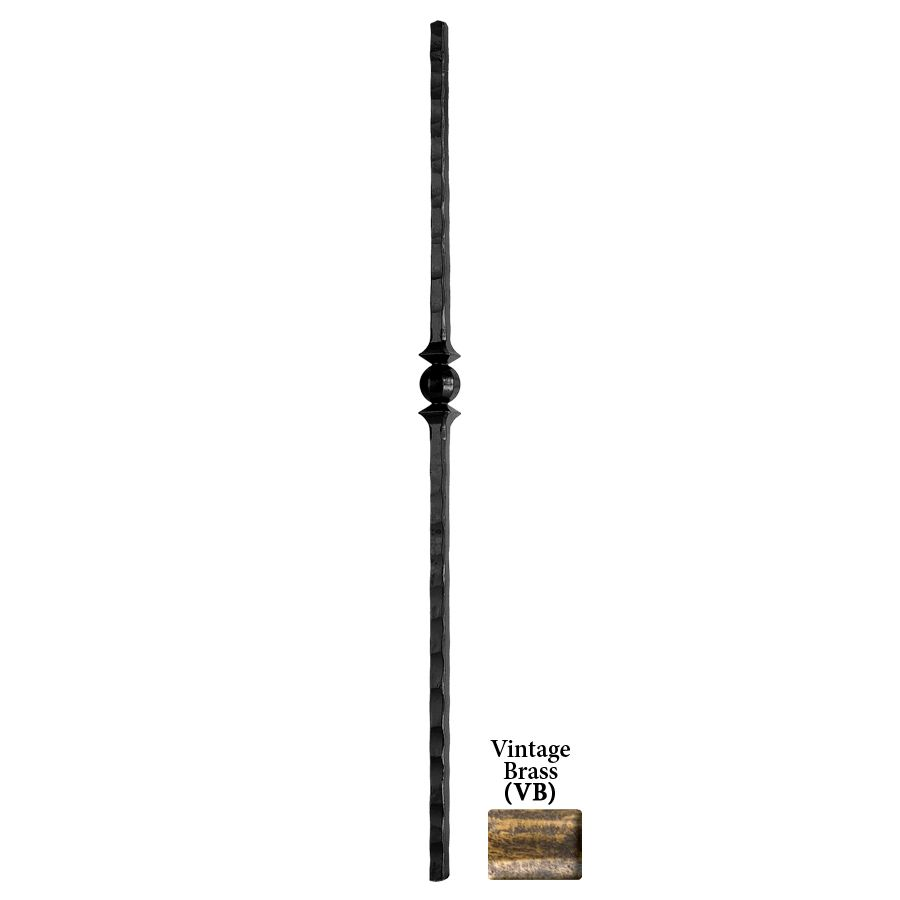 Best Shop House Of Forgings Tuscan Square Hammered 1 In X 47 In 640 x 480