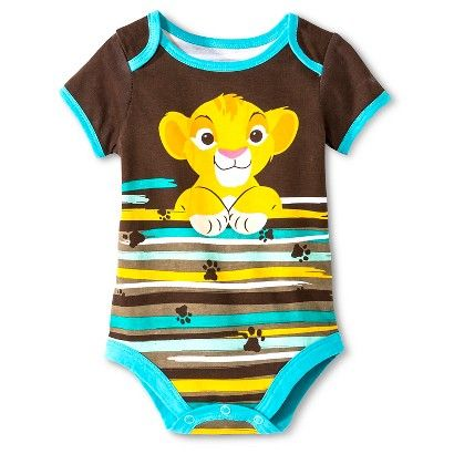 DISNEY BABY BOYS FINDING NEMO SHORT SLEEVE BODY SUIT IN 3 COLOURS