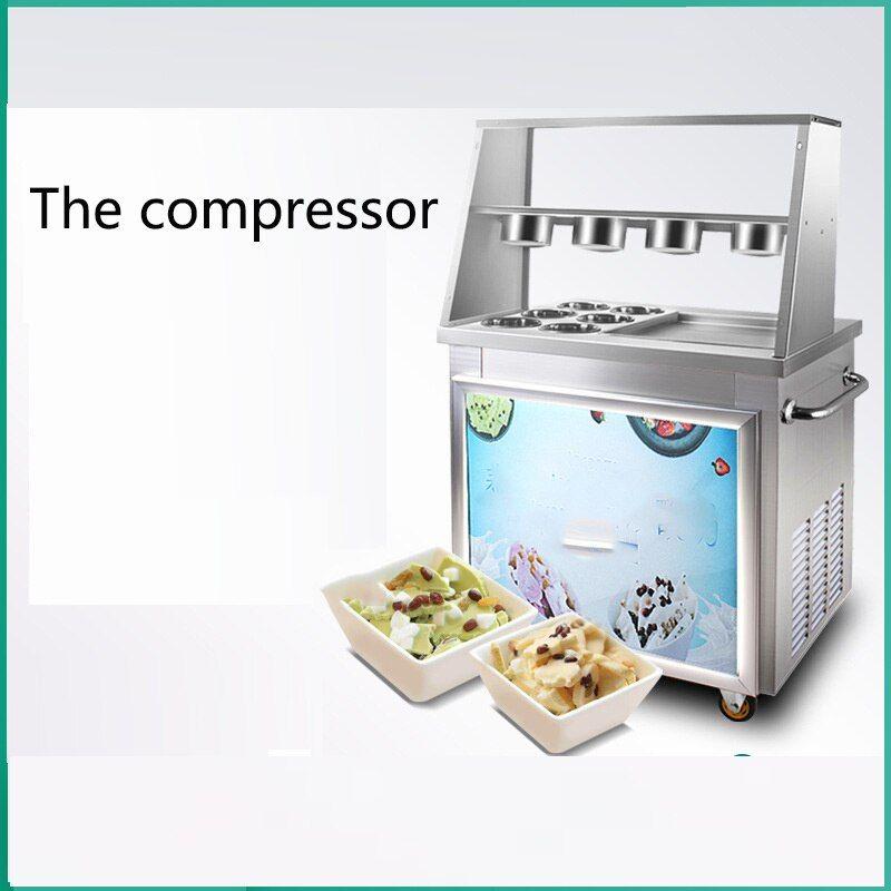 BUY Fried Ice Cream Machine Fried Yogurt Machine Fruit ...