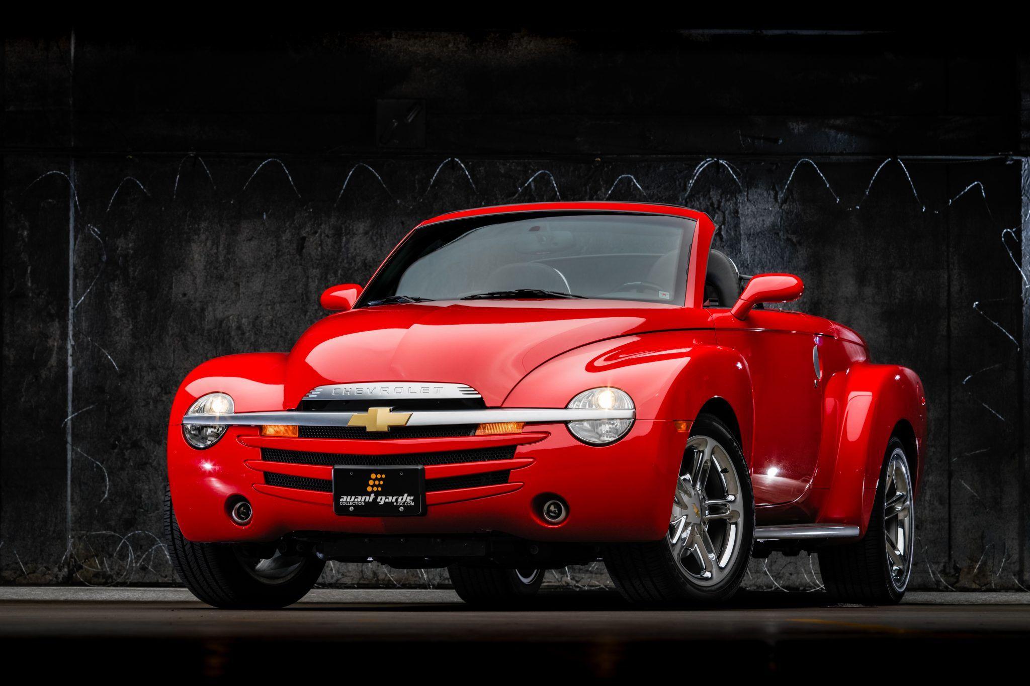 2k Mile 2005 Chevrolet Ssr 6 Speed Chevrolet Ssr Chevrolet Fiat 850 Sport Coupé