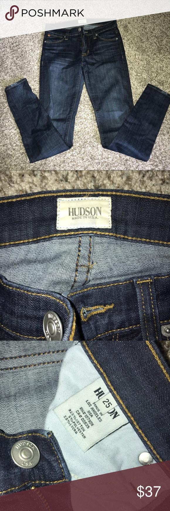 Hudson jeans 25