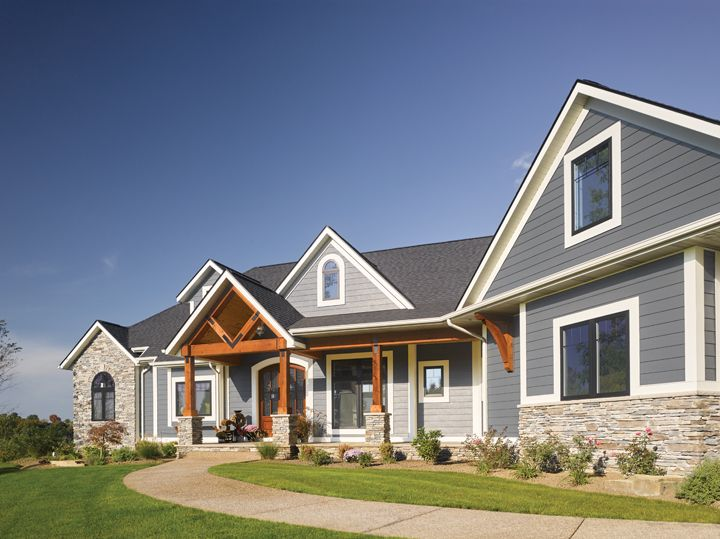 CertainTeed ICON Composite Siding is available in virtually