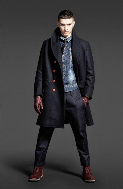 G-Star Cambridge Coat
