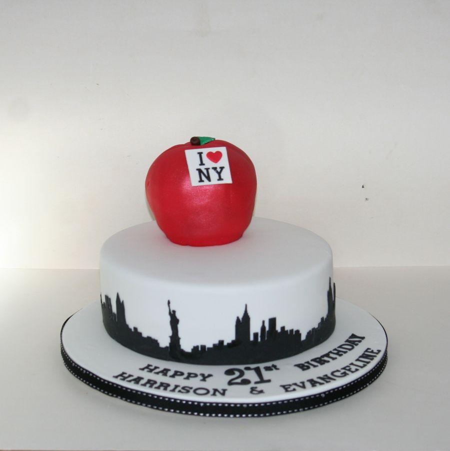 Birthday Cake, Cake, 18th Birthday Cake