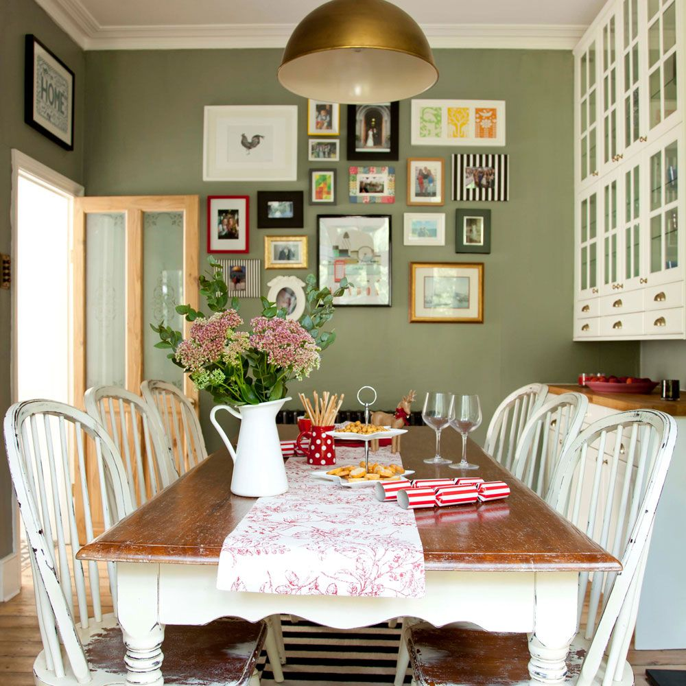 Cool Dining Room Wall Colors Inspiration Ideas   Ann ...