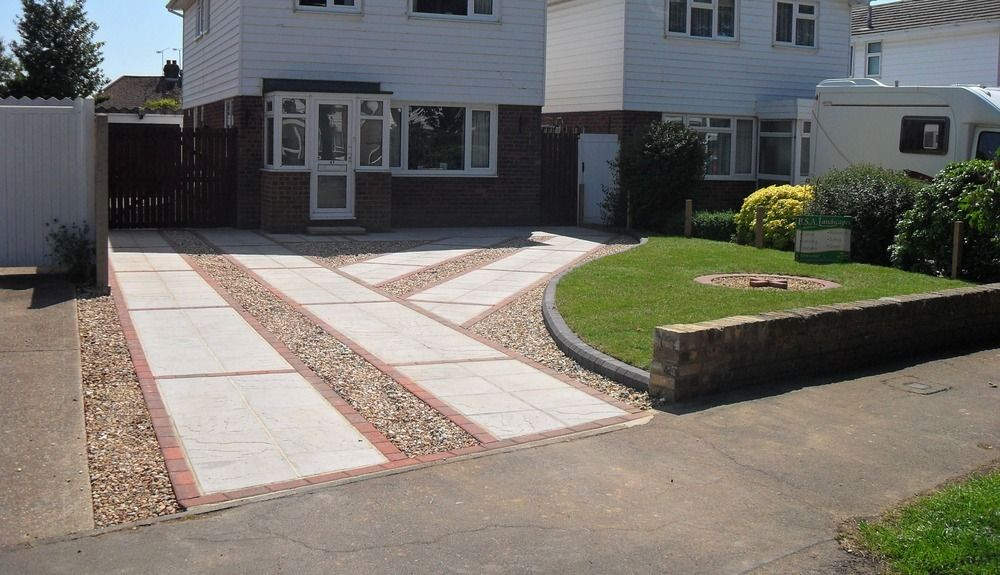Low Maintenance Gardens Google Search Paving