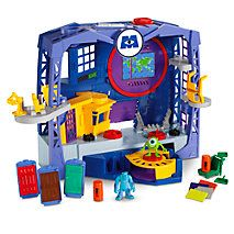 Imaginext® Disney•Pixar <I>Monsters University</I><BR/> Scare Factory