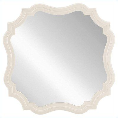 Stanley Furniture Shelter Island Mirror in Piano Key