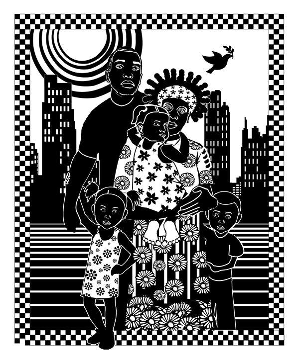 Sacred Union by Carolyn L. Mazloomi