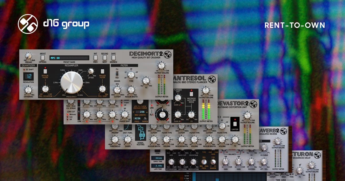 Expand Your Creative Palette With Distortion Bitcrushing Multi Tap Delay Reverb And Flanger Plugins Try Free For 3 Days Then Pay Plugins Spliced Creative