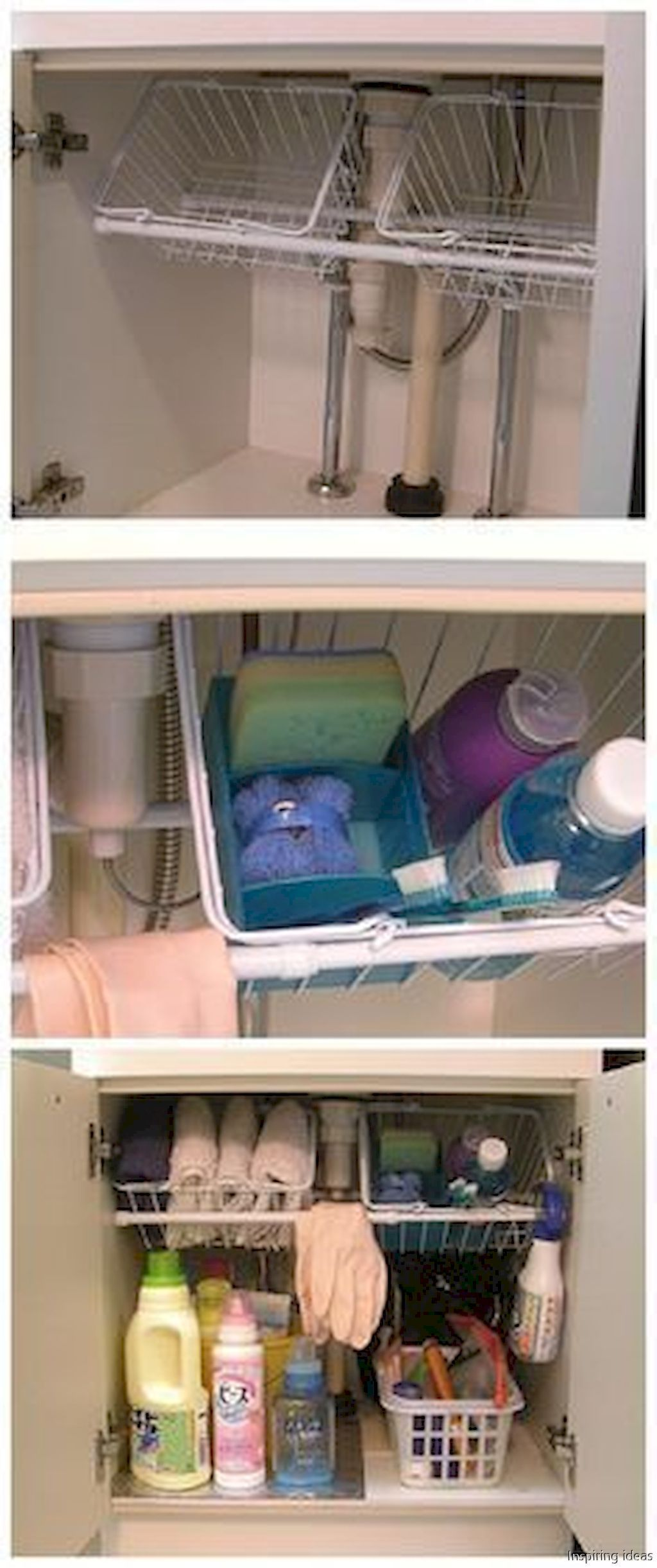 Clever rv living ideas and tips in home pinterest