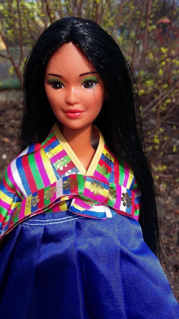 Tropical Miko (1985) (elin.radena) Tags: toy doll barbie 80s miko mattel