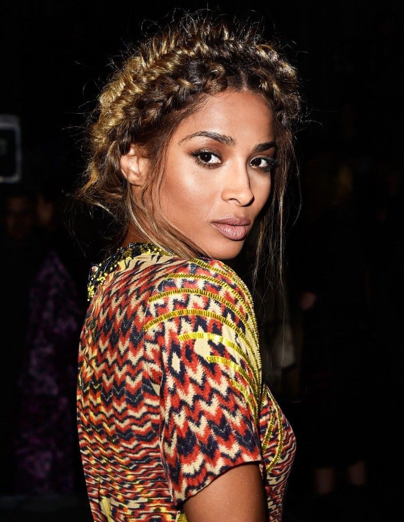 Hair Obsession: Ciara's Double Crown Braid