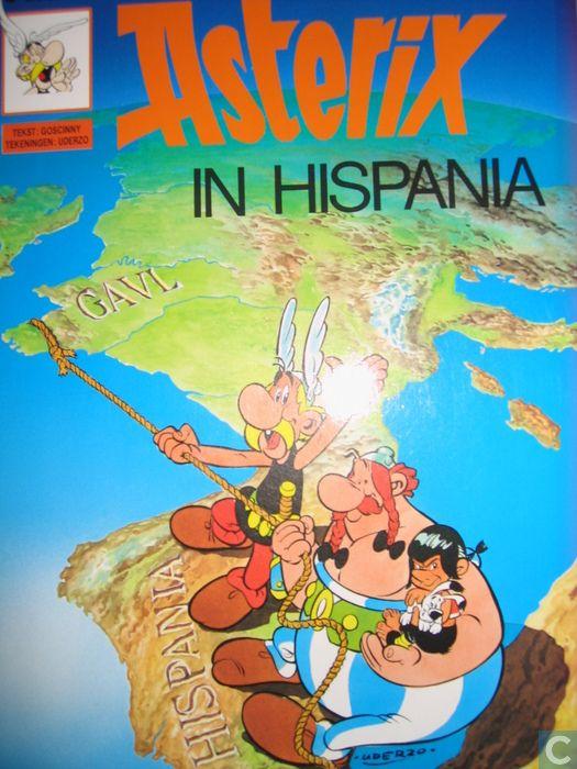 Asterix In Hispania Aan Vervanging Toe Asterix Y Obelix Hispania Recuerdos De La Infancia
