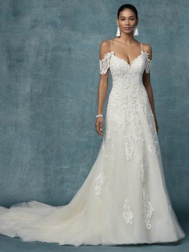 1a169c4e3 WALLIS by Maggie Sottero Wedding Dresses in 2019 | Vestidos 4 ...