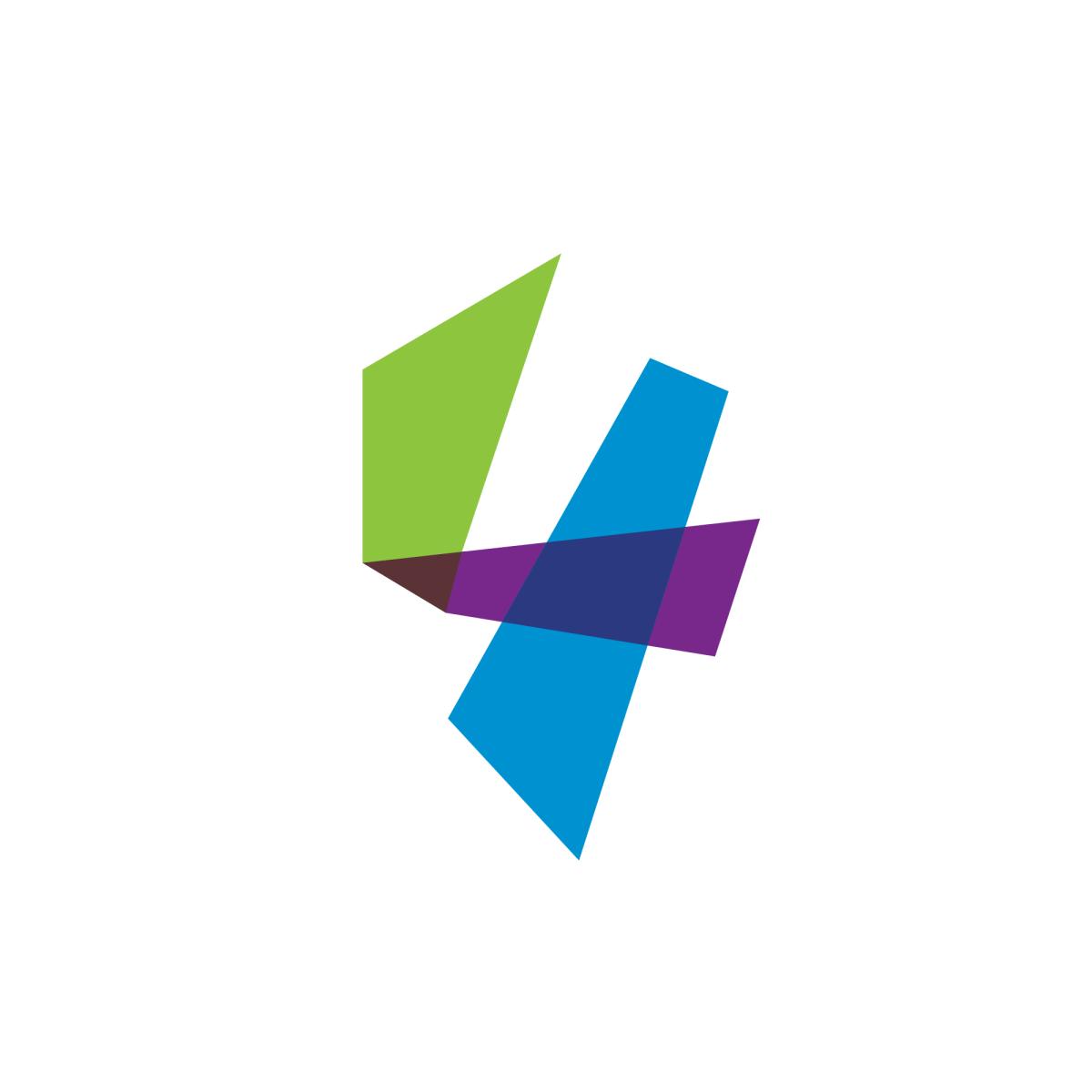 4 Change Energy Logo United States Energy Logo Energy Logo Design Logo Number