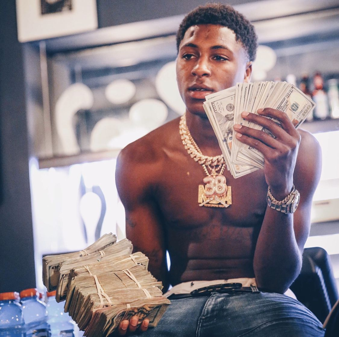 Pin by Cash Szn on Nba Youngboy Nba baby, Cute
