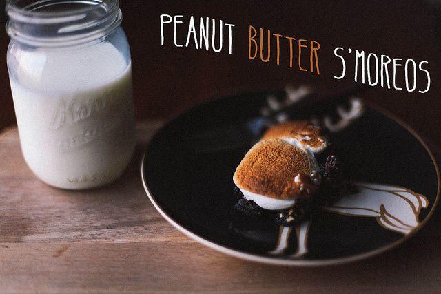 Peanut Butter S'moreos