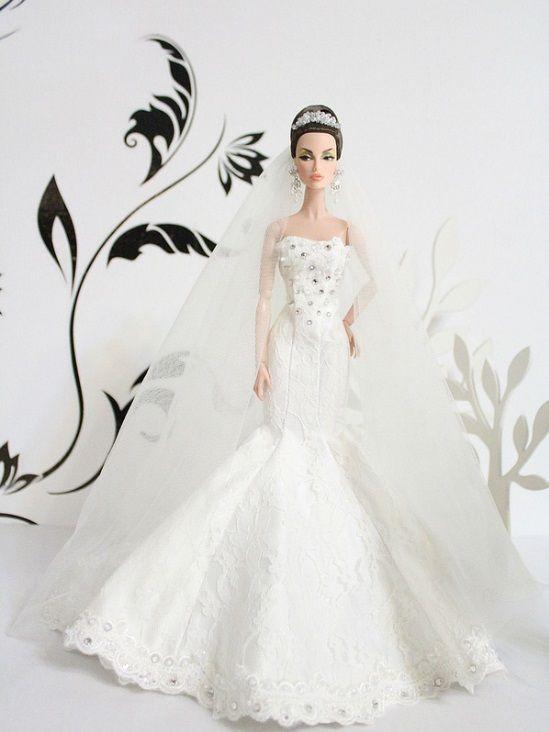 beautiful doll brides William fashion doll design flickr 1..4 qw
