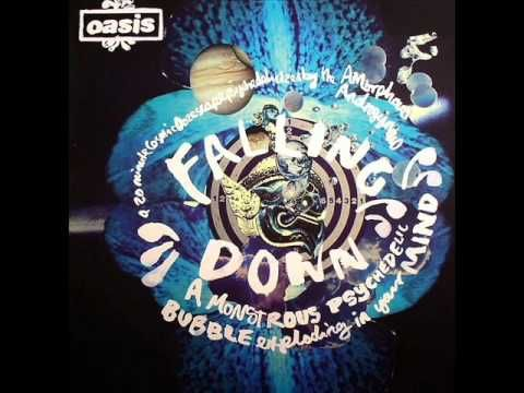 Oasis Falling Down A Monstrous Psychedelic Bubble Mix Full Mix By Psychedelic Bubble Mix Art Films