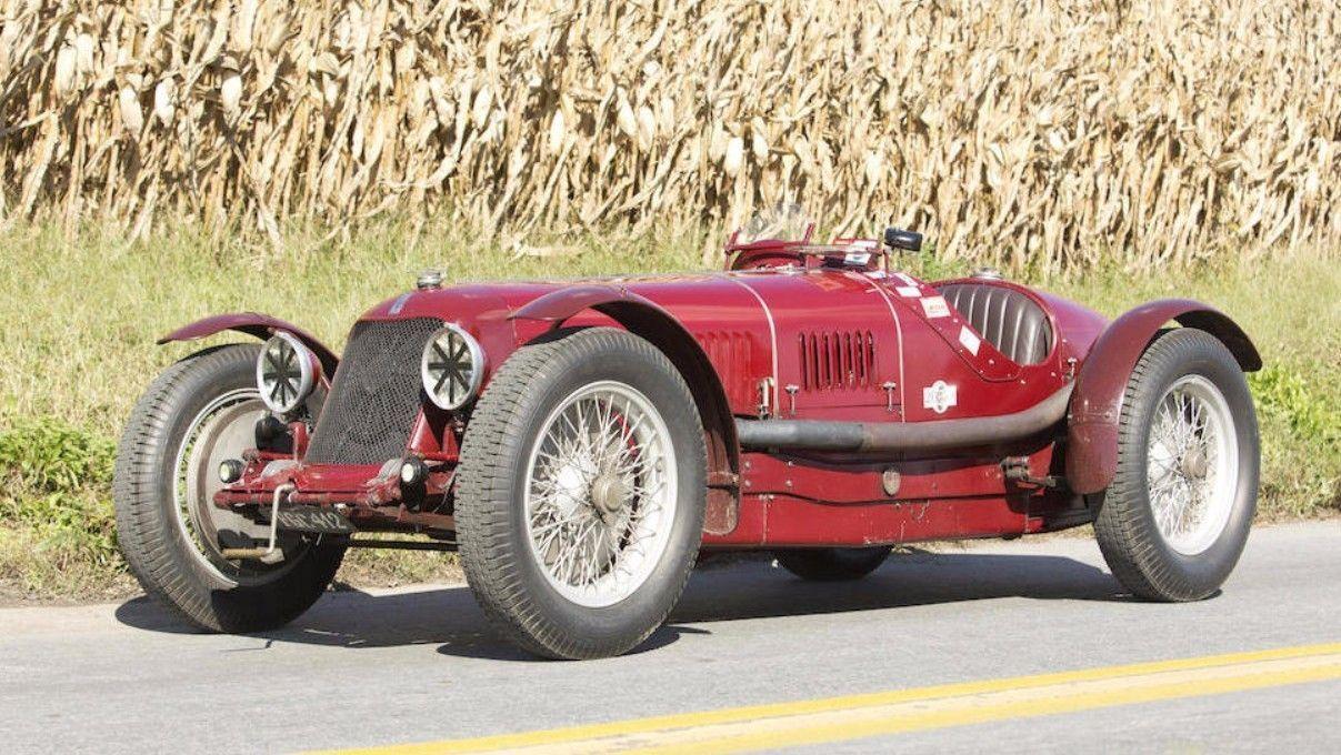 1933 Maserati 8C 3000 Biposto - Motorsportslife | Classic ...