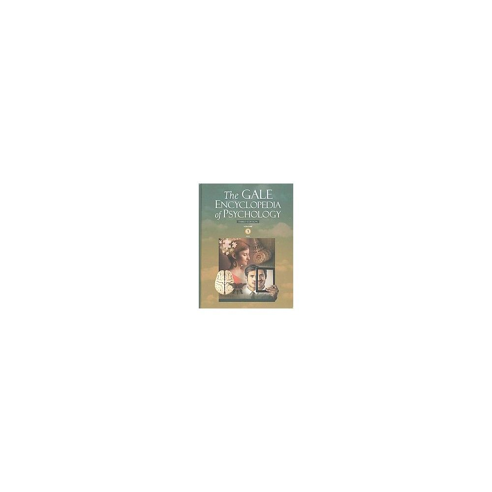 The Gale Encyclopedia of Psychology (Hardcover)