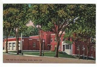 Niles Michigan Bing Images Niles Michigan Police Station Michigan