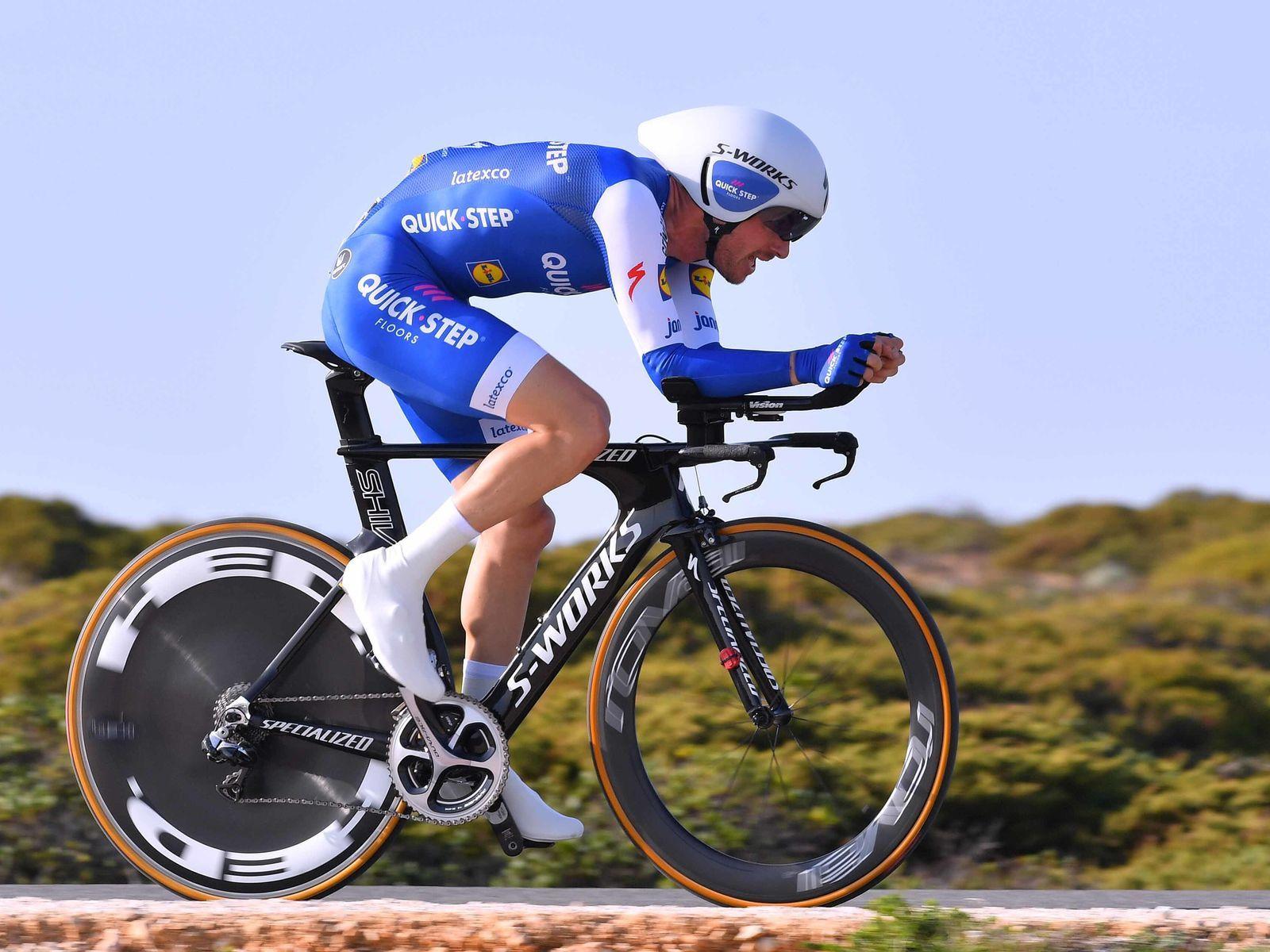 Dries Devenyns Team Quick Step Floors Cycling Team Cycling