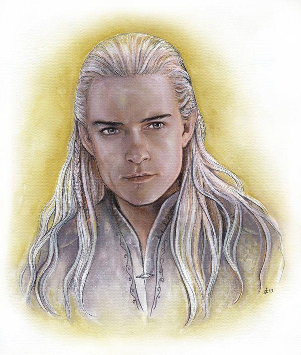 Legolas by jankolas on deviantART ~ The Hobbit ~ LOTR ...