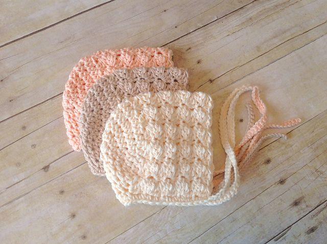 Ravelry: Victorian Baby Bonnet pattern by Crochet by Jennifer ...