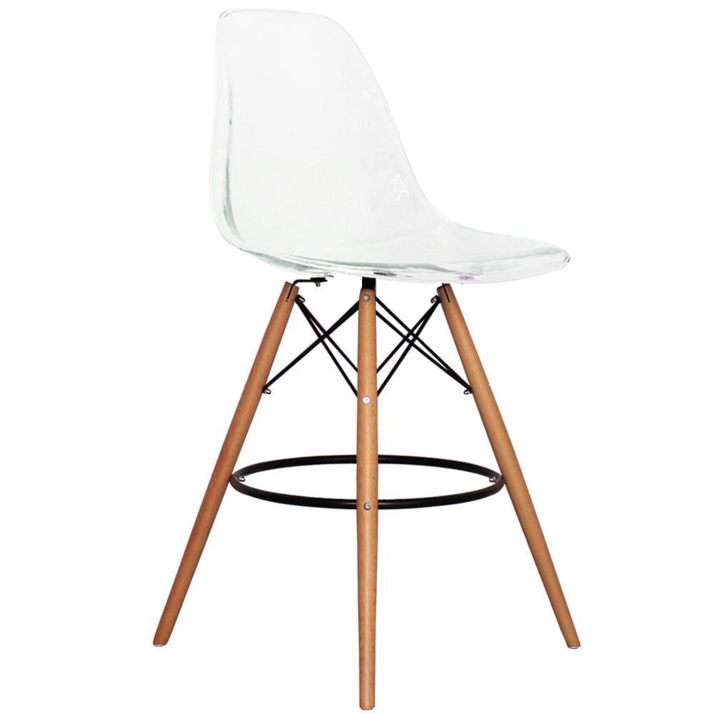 Eames Stuhl Bar Hocker Hocker, Eames stuhl und Barhocker