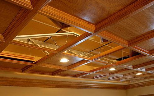 Traditional Drop Ceiling Traditional Suspended Ceiling