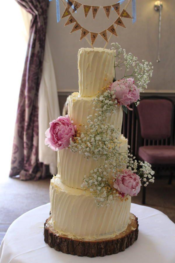 Textured Buttercream - Cake by edwina142
