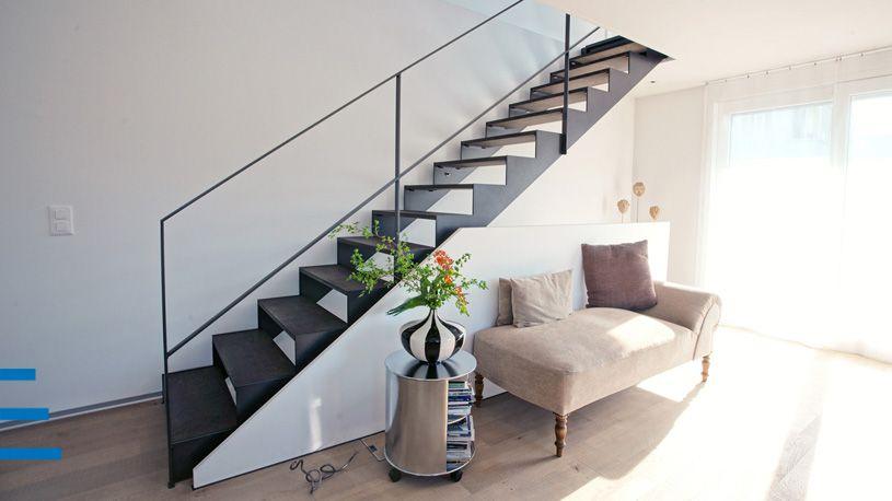 wangentreppen gyger metall und treppenbau treppen stairs pinterest metall treppe und. Black Bedroom Furniture Sets. Home Design Ideas