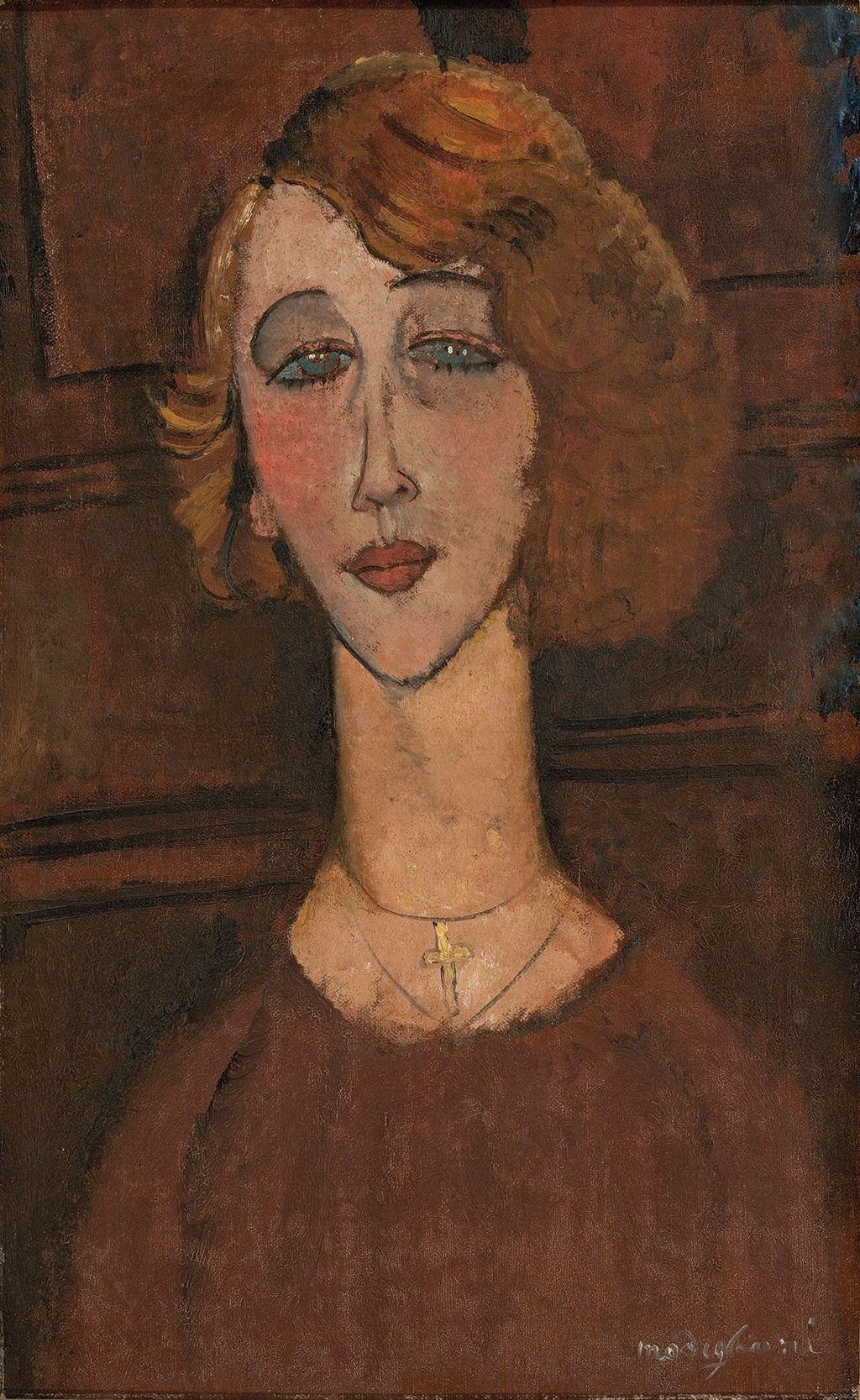 Artwork file SecretModigliani | Modigliani, Ritratti di moda, Fauvismo
