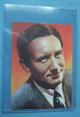 Spencer Tracy, Sherman's Series of Famous Film Stars