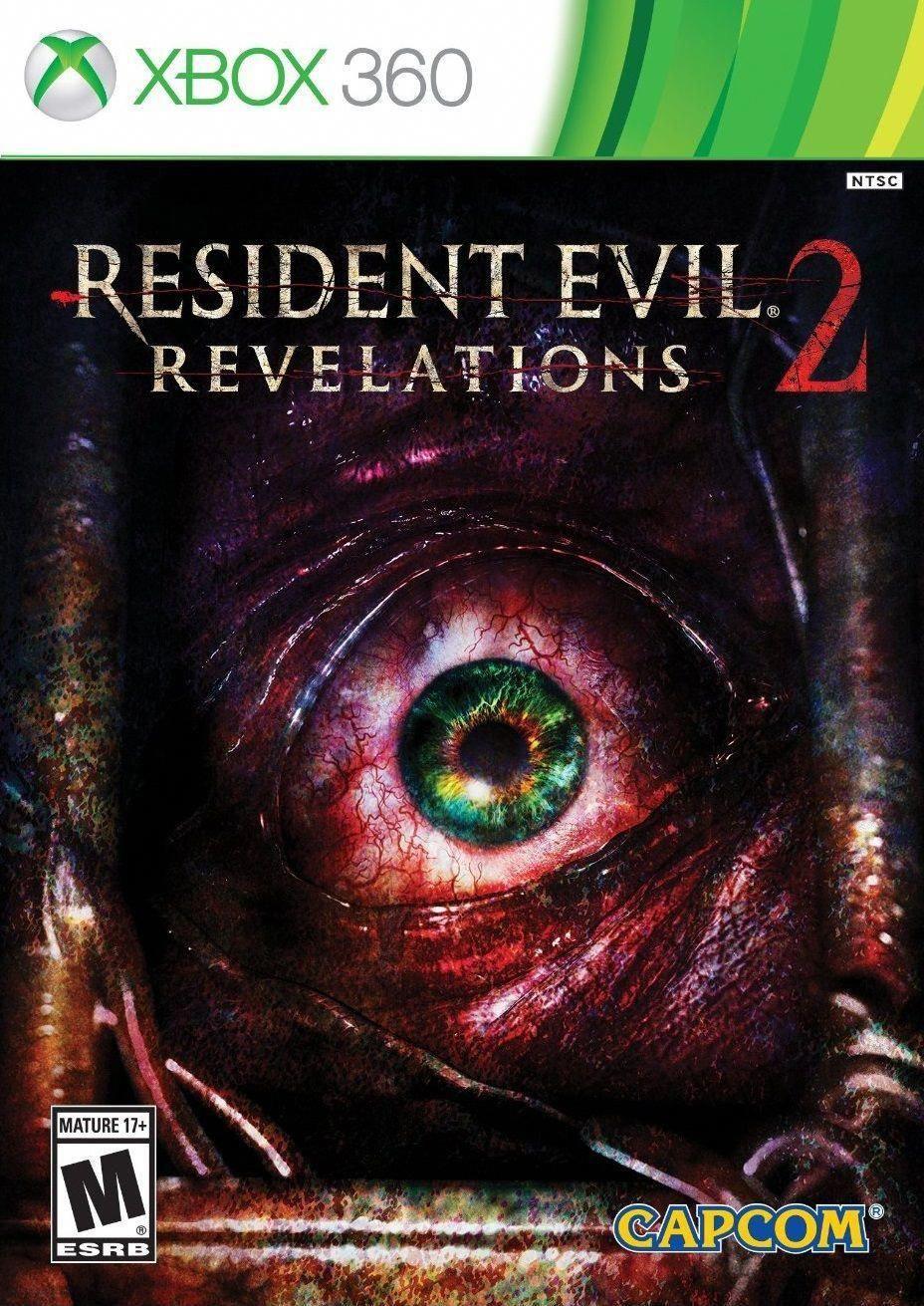 Resident Evil Revelations 2 Xbox 360 Game Resident Evil