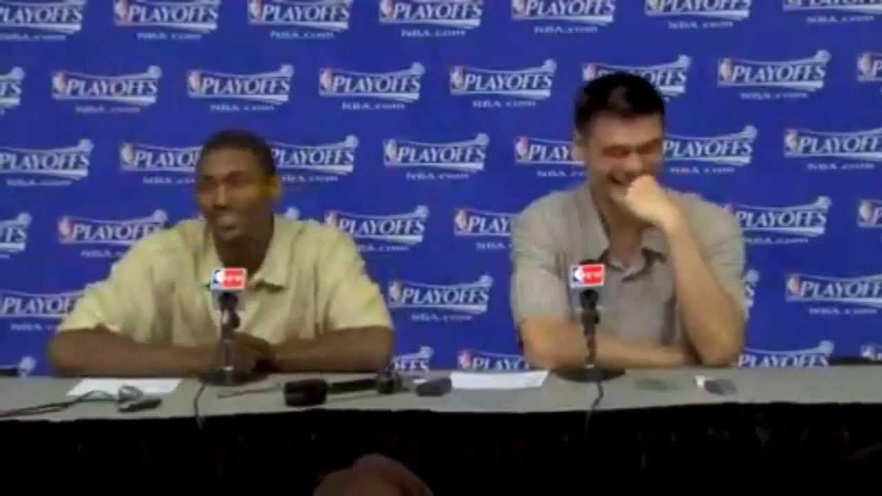 The Funniest Nba Interviews Of All Time