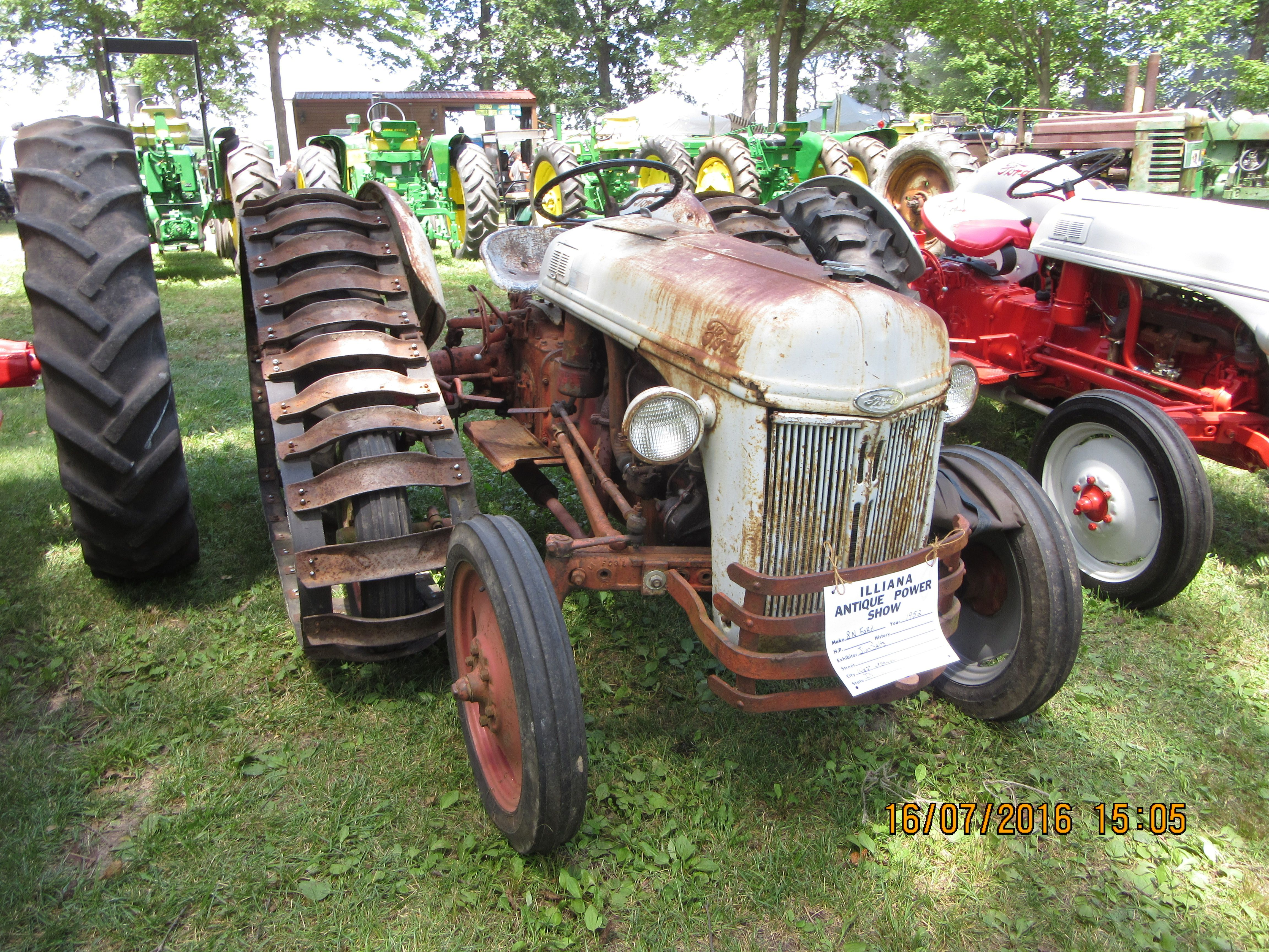 Ford 8n Hitch Bar : Ford n on tracks tractors equipment pinterest