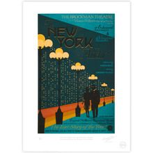 'The New York Affair' Broadway Poster
