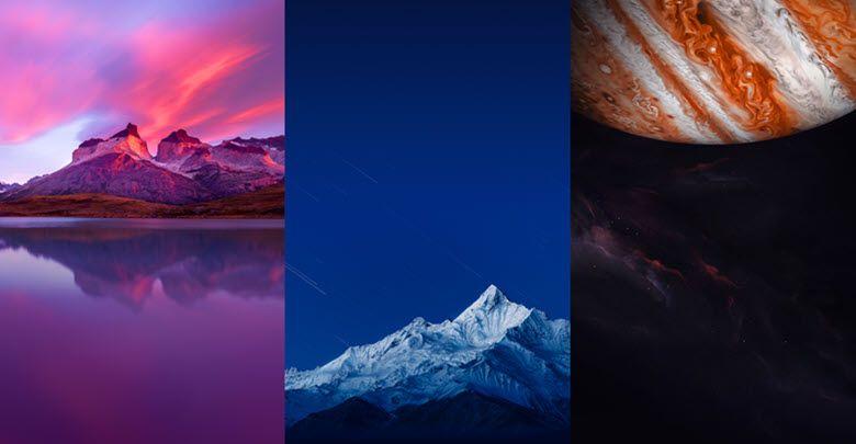 Download Oppo A3s Wallpapers Wallpaper Desktop Screenshot