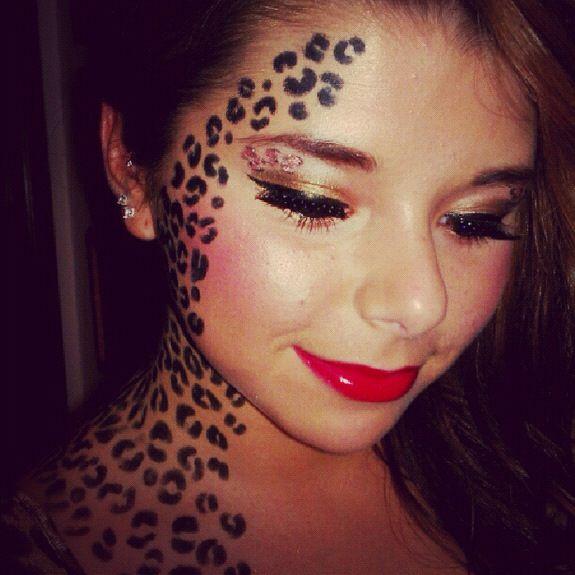 Halloween costume... Cougar | Beauty | Pinterest | Halloween ...