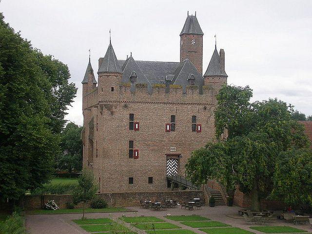 Doornenburg Castle by kylepounds2001, via Flickr