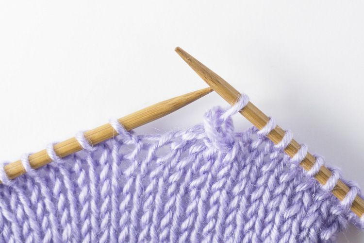 When decreasing several stitches to one stitch, you just keep slipping, knitting, passing over again and again. In this tutorial, I am going to show you how to decrease 4 to 1, this method creates a stitch that's almost vertical, without leaning too much to any direction. you're free to make any changes to this method to decrease even more stitches.
