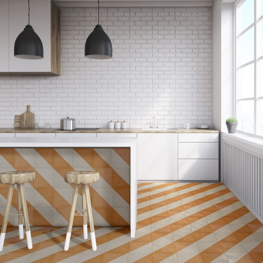 Yellow tiles shine this season – will you be keen as ...