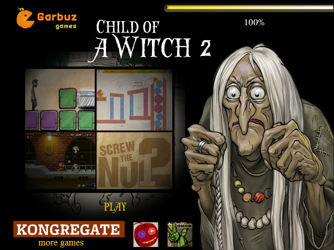 Child of a Witch 2 Free To Play Browser Game http//htl